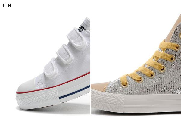 converse blanches basses 38